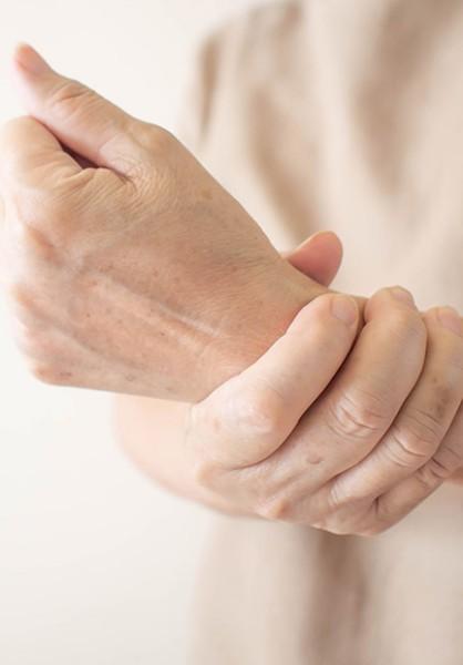 douleurs poignet
